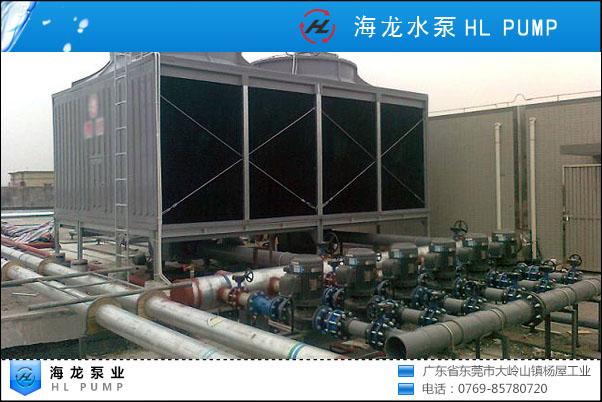 冷却塔水泵扬程_10米扬程冷冻水泵_冷却塔4kw冷冻水泵