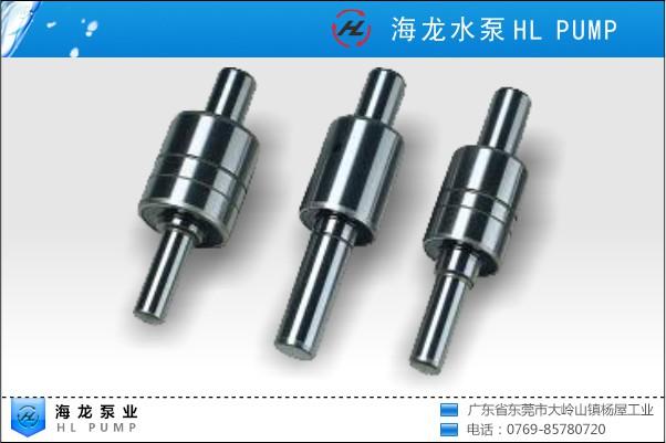 水泵是海龙泵业生产的单级单吸立式泵,电机为立式电机,共有3个轴承图片