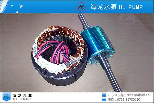 220水泵接浮子接线图